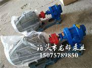 2CY-12/2.5齒輪泵 高壓渣油泵龍都高效率