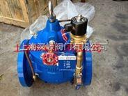 600X水力电动控制阀厂家