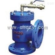 H142X-液压水位控制阀 上海奇众阀门制造有限公司