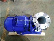 ISWH型臥式單級不銹鋼防爆管道離心泵