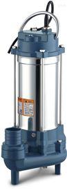切割式无堵塞排污泵选型