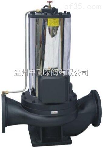 SPG系列立式管道屏蔽泵