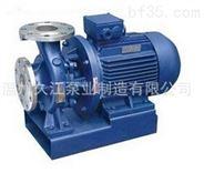 ISW卧式单级管道离心节能泵