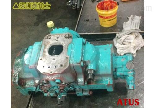 川崎液压泵维修图片