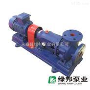 绿邦IS型单级单吸离心泵