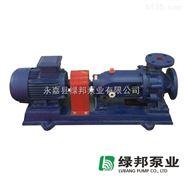 IR型单级单吸热水离心泵