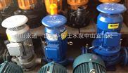 耐腐蚀不锈钢立式管道泵
