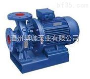 厂家直销ISW卧式管道离心泵