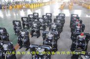 氣動隔膜泵,氣動隔膜泵結構圖