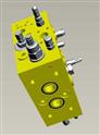 挪威原装HYDRANOR13STF-6-way全新系列