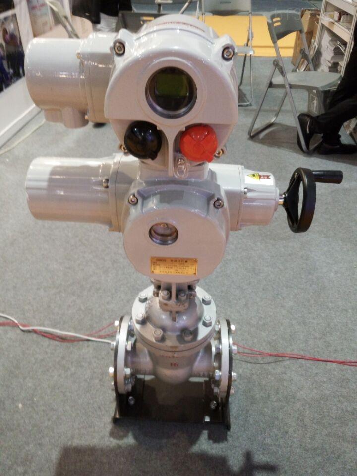电动铸钢闸阀Z941H-16C/法兰闸阀