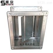 靖江順欣空調 矩形風管止回閥 T303-2 鍍鋅板止回閥 尺寸可定做