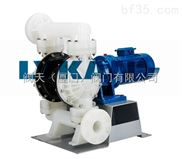 进口塑料电动隔膜泵 进口输油墨气动隔膜泵