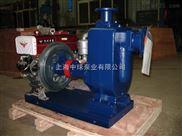 单缸柴油机自吸泵