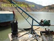 小型轻便会搅拌灰渣泵,潜水耐磨灰浆泵