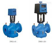 VPA025-C、VPA032-C、VPA040-C蒸汽江森VPA动态平衡电动调节阀上海阀门厂家
