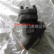 1500LB美标高压对焊过滤器DN40-80