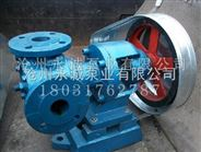 滄州永誠泵業NYP高粘度轉子泵部件要求規范