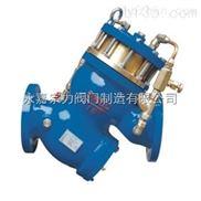 YQ98004-過濾活塞式緩閉止回閥