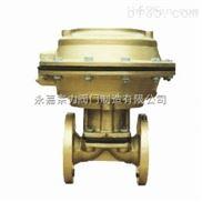 EG641Fs(MS)-无带手操作往复型气动衬氟隔膜阀