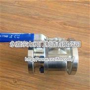 Q41F-800LB-美标锻钢球阀