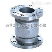 H42W不銹鋼立式止回閥