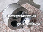 不銹鋼對夾式止回閥H71W
