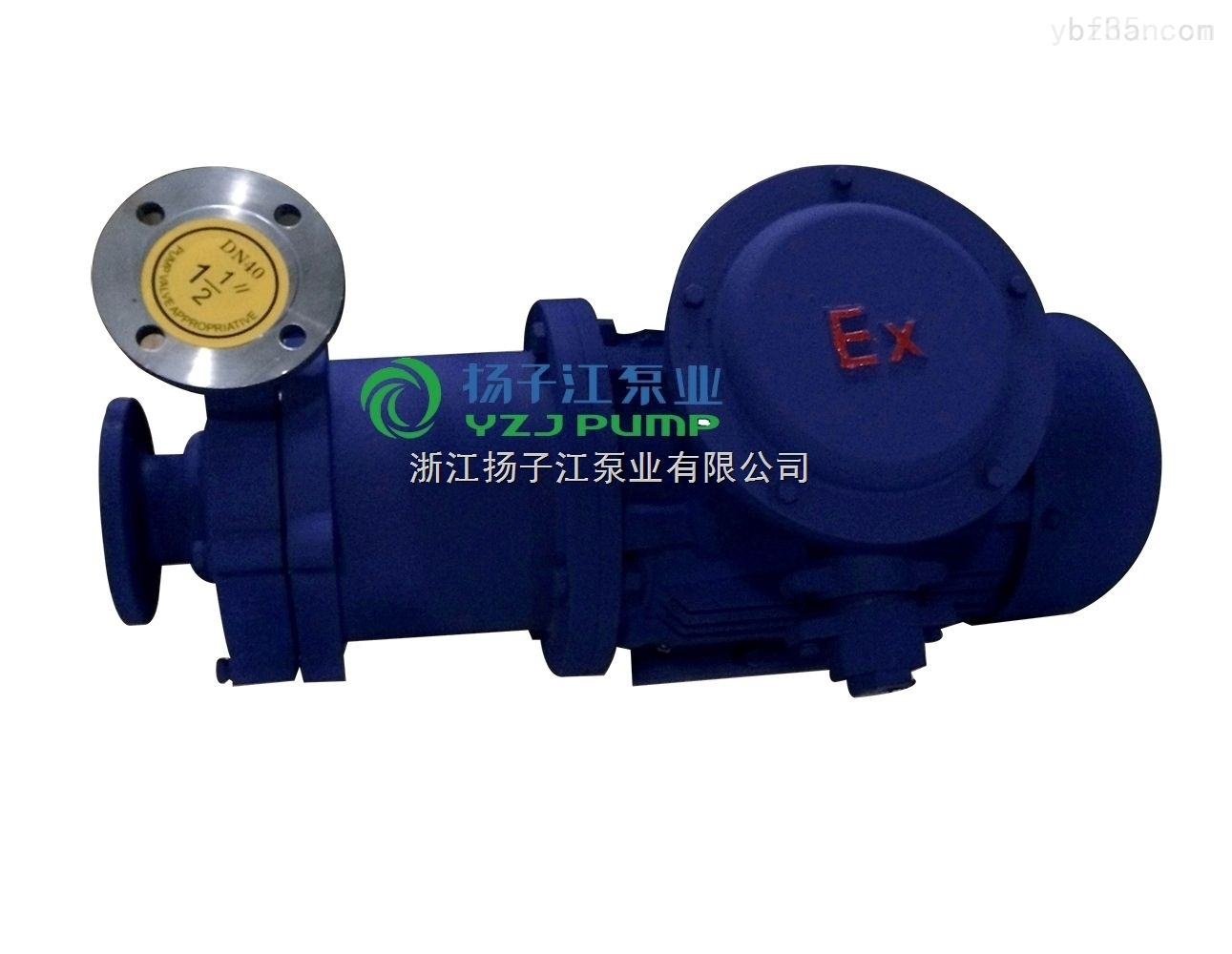 CQ厂家直销防爆磁力离心泵 耐腐蚀防爆磁力泵 不锈钢防爆磁力泵