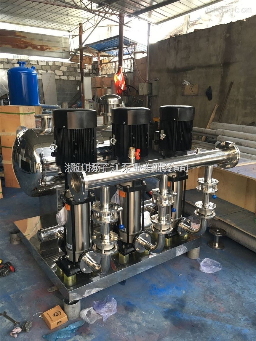 恒压变频供水设备、无负压变频供水设备、智能化箱式泵站供水设备
