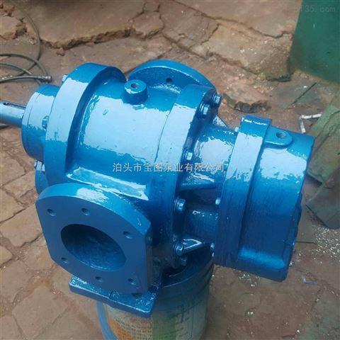LCW保温罗茨泵的参数及价格咨询宝图泵业