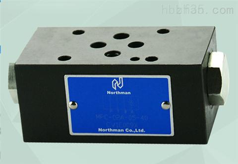 Northman單向閥可靠性高一體式閥體結構緊湊