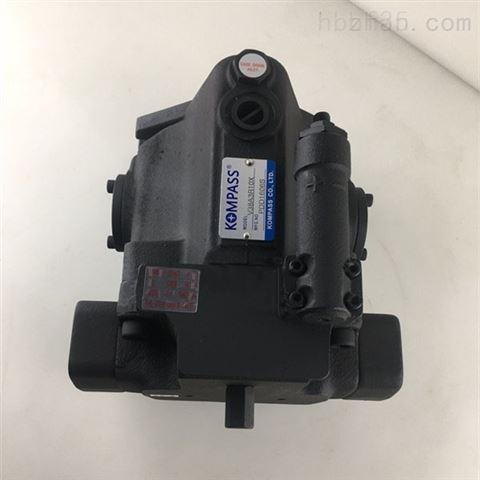 柱塞泵结构合理制造方便台湾KOMPASS叶片泵