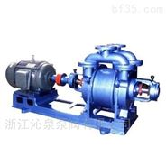 沁泉 SK-12型臥式鑄鐵水環式真空泵