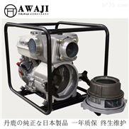 本田動力4寸汽油泥漿泵