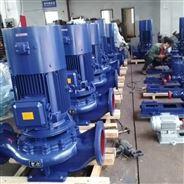 ISG立式变频管道离心泵
