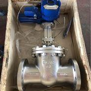 硬密封電動不銹鋼閘閥316材質耐腐蝕