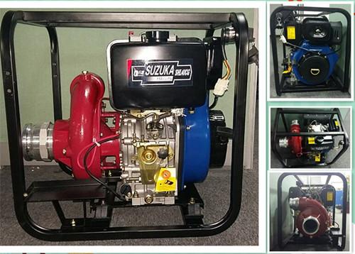 552-便携式柴油机高压泵-铃鹿发电机直销